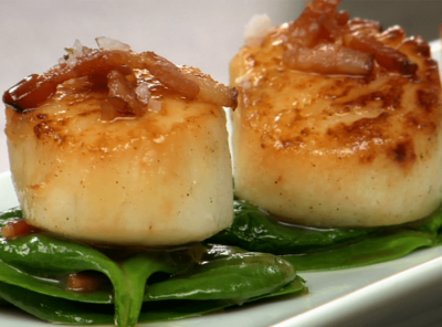 Are Pan-seared Scallops Dishes Delicious?